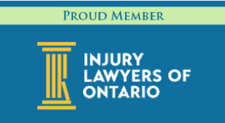 Proud member of the Injury Lawyers of Ontario