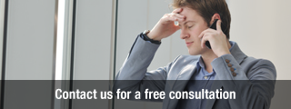 Contact us for a free consultation - rollover
